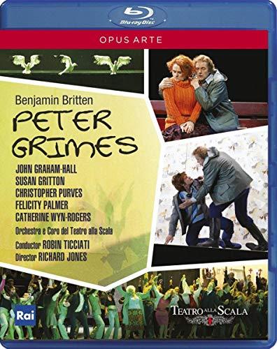 Benjamin Britten - Peter Grimes [Blu-ray]