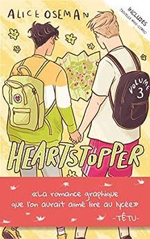 Heartstopper - Tome 3 - Un voyage à Paris par [Alice OSEMAN, Valérie Drouet]