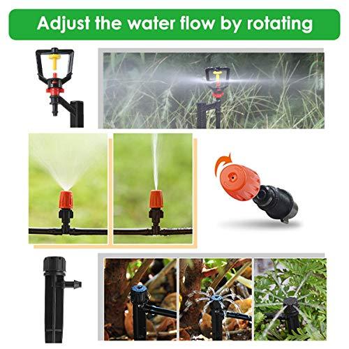 OUTERDO Drip Irrigation Kit, Garden Irrigation...