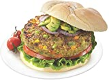 Dr Praegers 5.5 Ounce Jumbo California Veggie Burger, 10 Pound -- 1 each.