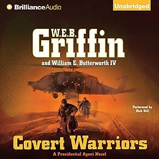 Covert Warriors cover art