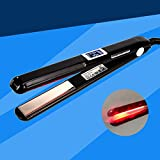 Best Curling Iron 1 1 2s - XY Fancy Hair Straightener Ultrasonic Infrared Hair Care Review