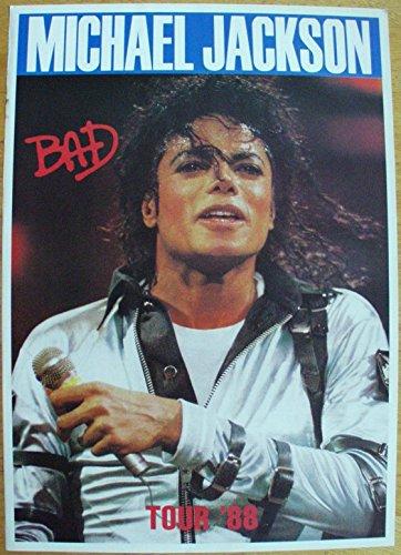 Michael Jackson Poster Nr. 2 Format 61 x 86 cm Original von 1988