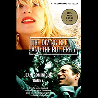 The Diving Bell and the Butterfly audiobook cover art