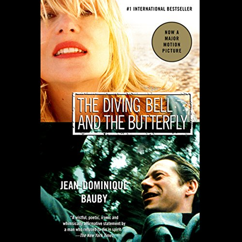 The Diving Bell and the Butterfly Audiobook By Jean-Dominique Bauby cover art