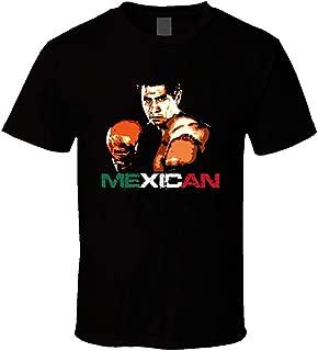 Camiseta de Boxeo Mexicano Marco Antonio Barrera