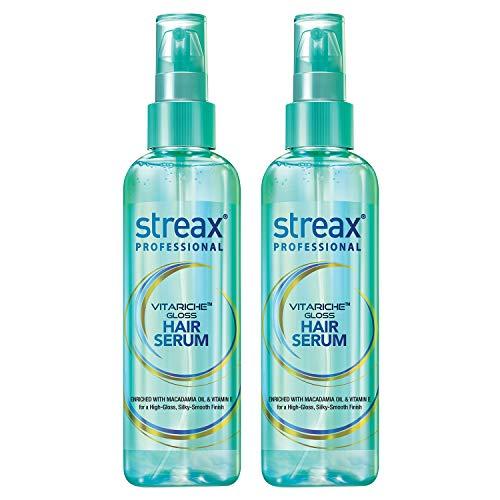 Streax Pro Hair Serum VITA GLOSS- Combo (200ml)