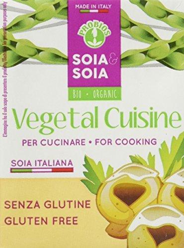 SOIA & SOIA Pflanzliche Sojazubereitung, Alternative Zu Sahne / Rahm - Glutenfrei, 8er Pack (8 x 200 g)