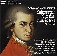 Salzburg Church Music 1774