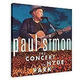 Paul Simon Album Cover The Concert in Hyde Park,