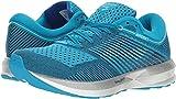 Brooks Women's Levitate Running Shoe Blue/Mint/Silver Size 7.5 M US