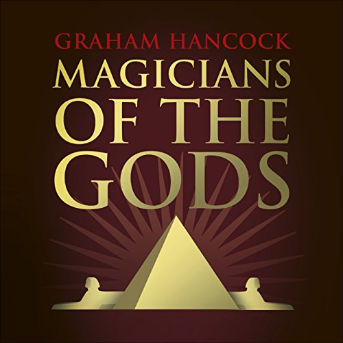 Couverture de Magicians of the Gods