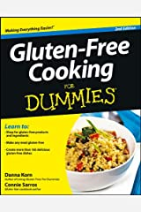 Gluten-Free Cooking For Dummies (English Edition) Formato Kindle