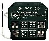 Einfach aufrüsten: Machen Sie Ihre Rohrmotore mit dem Funk Rollladenaktor funkfähig Zusätzliche Anschlussmöglichkeit von Rollladenschaltern oder -tastern zur manuellen Bedienung Integration des Aktors in den HomePilot für zahlreiche Automationsmöglic...