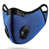 Feytuo KN95 médico Reutilizable respirador Carbón Activado Filtros de Piezas de Recambio for KN95 médico más Polvo KN95 N95 filtros Anti Polvo Anti-Niebla Correr Ciclismo
