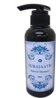 低刺激 ナチュラルシャンプー SURAJAATH 女性 男性 シャンプー 抜け毛 低刺激シャンプー 毛穴 頭皮ケア 敏感肌 DNS