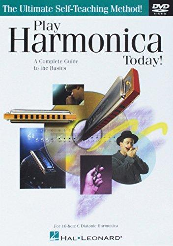 Play Harmonica Today! - For 10-Hole C Diatonic Harmonica