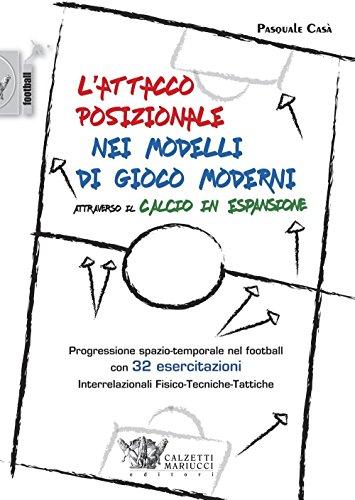 L'attacco posizionale nei modelli di gioco moderni attraverso il calcio in espansione. Ediz. illustrata: 1