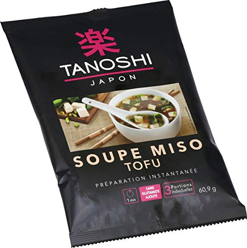 Tanoshi - zuppa Miso Tofu 60,9 g genitore