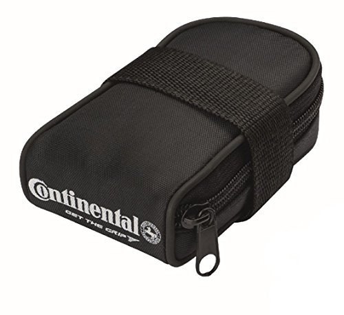 Continental Bag with 28 Tube S42 And 2 Tire levers Race Unisex-Adulto, Nero, Unica