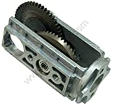 R0001-OS Ricambio Ingranaggio Completo per Scuotitore/abbacchiatore di Olive 12v MOD. T9005U