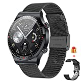 GaWear Smartwatch Fitness Smart Watch IP67 a Prueba de Agua, 4 GB de Memoria Interna de música para...