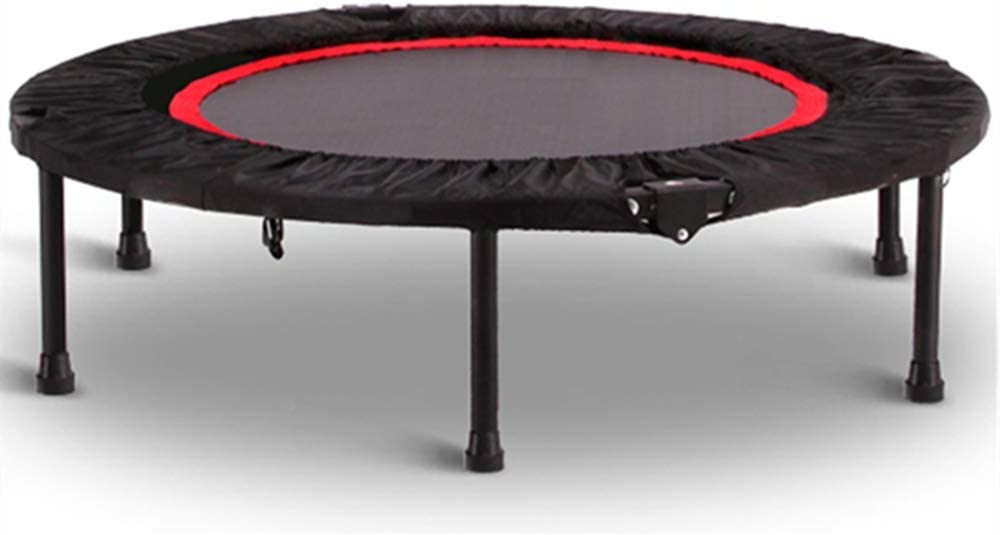 N / A Trampoline, Silent Fitness, can Load 150kg, one-Click Fold