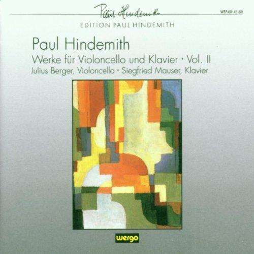 Kleine Sonate für Cello und Klavier: Breit
