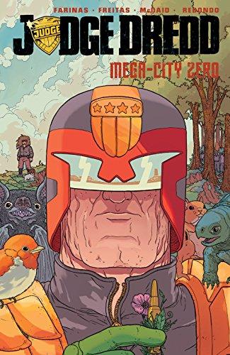 Judge Dredd: Mega-City Zero Vol. 2 …