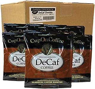 クラシカルコーヒーロースター ドリップコーヒードリップバック カフェインレス デカフェ コロンビア100杯分セット ドリップオン コーヒー