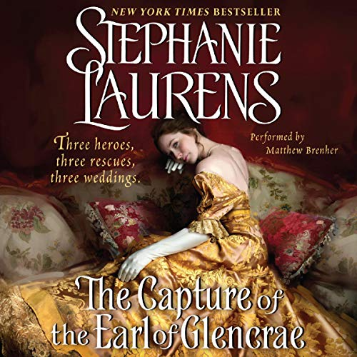 The Capture of the Earl of Glencrae  By  cover art