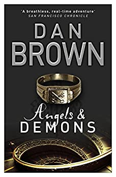 Angels And Demons: The prequel to the global phenomenon The Da Vinci Code (Robert Langdon Book 1) by [Dan Brown]