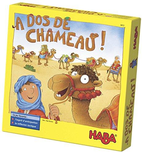 HABA–3413–Spiel Rucksack-Kamel