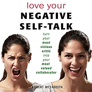 Love Your Negative Self-Talk audiobook cover art