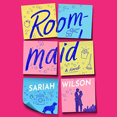 Roommaid audiobook cover art