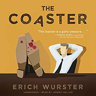 The Coaster audiobook cover art