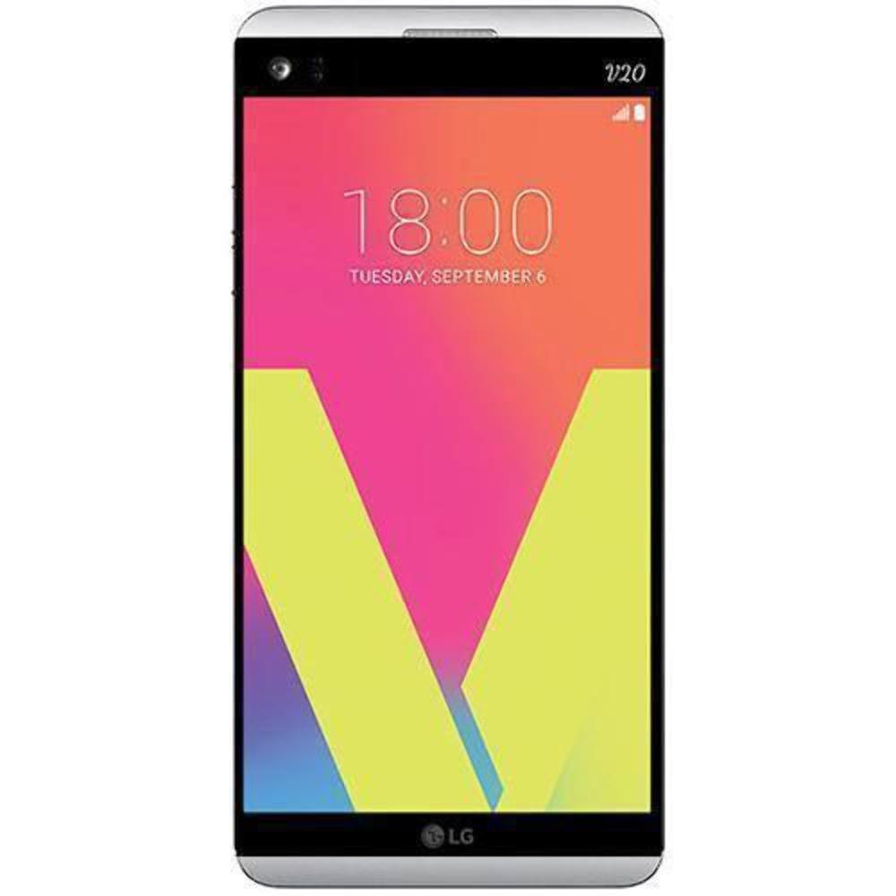 LG V20 Dual SIM 64GB H990DS plata: Amazon.es: Electrónica