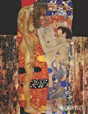 Gustav Klimt Pianificatore Annuale 2021: Le Tre Età Della Donna | Agenda Annuale 2021 | Da Gennaio a Dicembre (12 Mesi) | Art Nouveau | Organizer & Diario