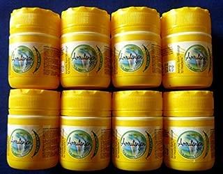 8 X Amrutanjan Ayurvedic India's No1 Pain Balm Massage Head Body Ache 10g X 8 Pack by Amrutanjan