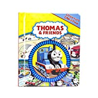 Mattel: Thomas and Friends (Look and Find)