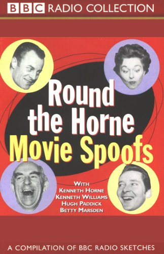 Round the Horne Movie Spoofs audiobook cover art