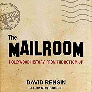 The Mailroom audiobook cover art