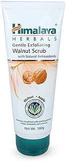 Himalaya Herbals Gentle Exfoliating Walnut Scrub, 100gm