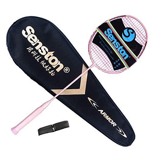 Senston XN80 100% Grafito Raqueta bádminton unisex,Badminton