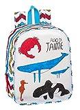 safta 612005232 Mochila guardería Adaptable Carro Algo de Jaime, Multicolor