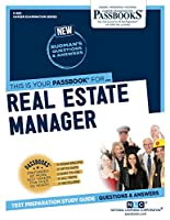 Real Estate Manager (Career Examination)