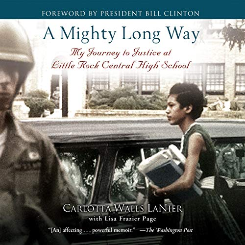 A Mighty Long Way  By  cover art