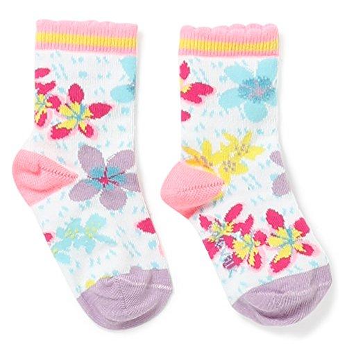 Cakewalk Mini Strümpfe Socken in Bright White Größe 19-22