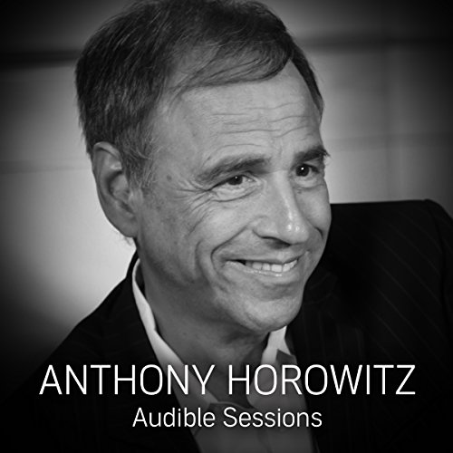 Anthony Horowitz - August 2017 audiobook cover art