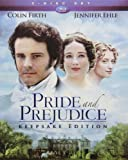 Pride & Prejudice: Keepsake Edition/ [Blu-ray]